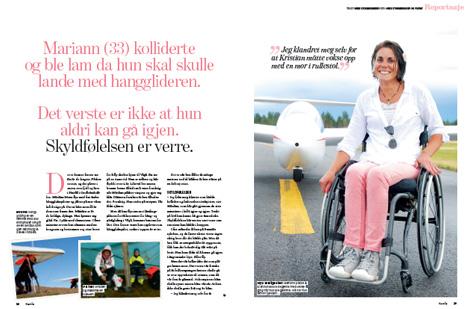 Marianne Moen flyr igjen!